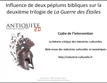 Colloqueantiquite